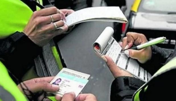 Tramitación de multas